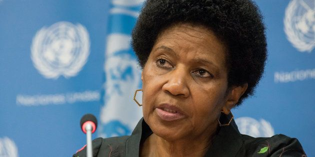 Phumzile Mlambo-Ngcuka, UN Women Executive