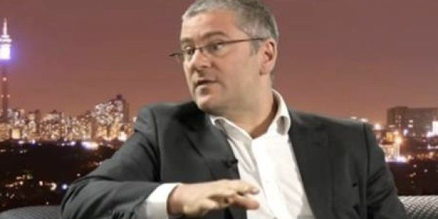 Former Treasury Official Michael Sachs Comes To Gauteng's