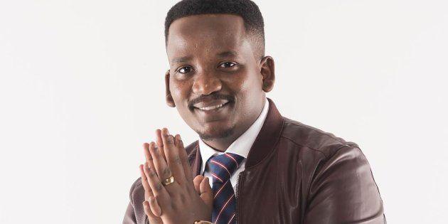 The late gospel singer Sfiso