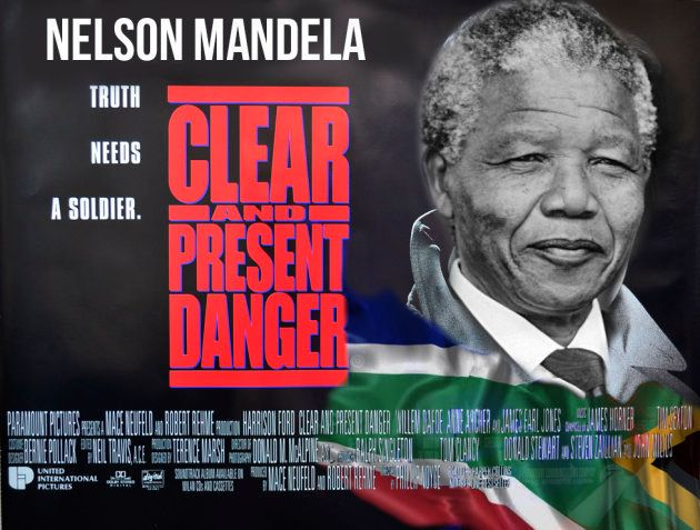 Clear And Present Danger movie