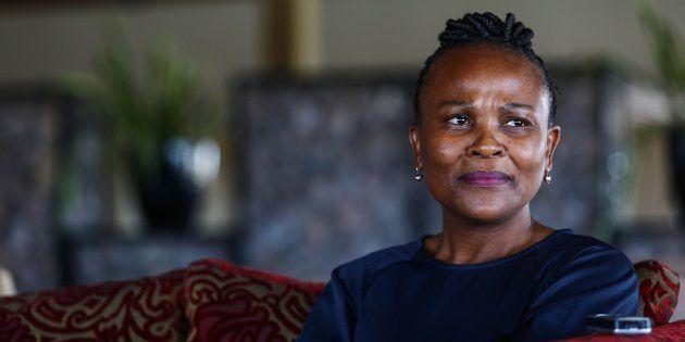 Advocate Busisiwe
