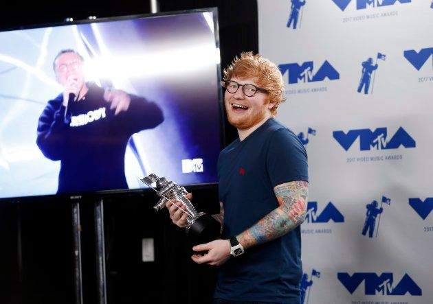 A Few Fun Facts About Ed Sheeran Ahead Of His 'Divide Tour