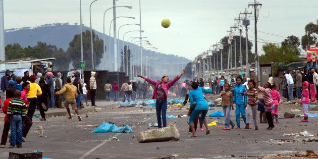 Not a Happy Youth Month For South Africa's