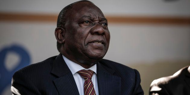President Cyril Ramaphosa attends the 2018 National Youth Day Commemoration under the theme, 'Live the...