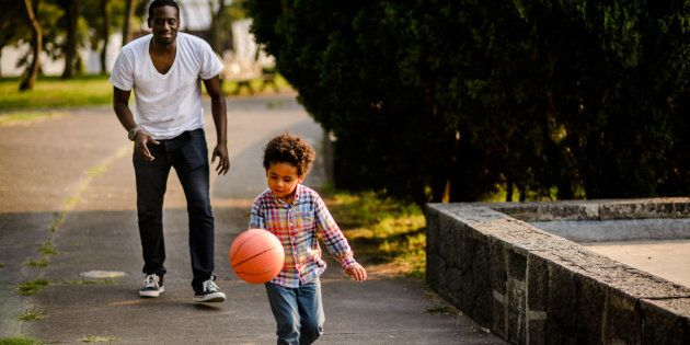 To Have Good Relationships With Their Kids, Dads Must