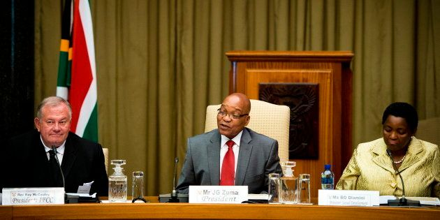 Sassa Officials Wary Of Zuma's Social Grants