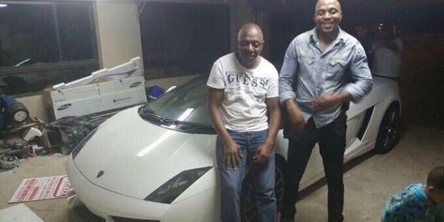 The Man With The Lamborghini: 'So Everyone Thinks I'm OR Tambo Thief,