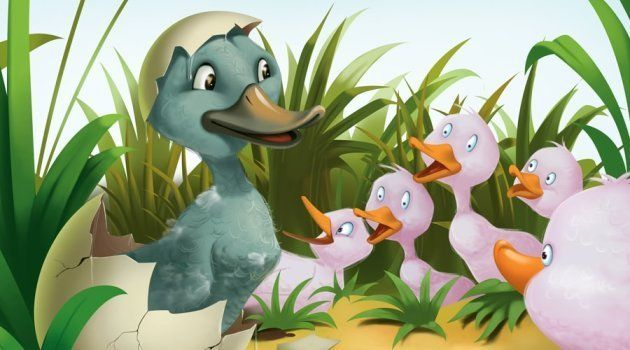 Reflecting On 'The Ugly Duckling' As A Symbol Of