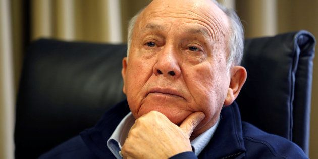 South African magnate Christo Wiese has taken charge of flagging conglomerate
