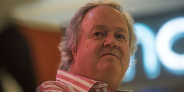 JOHANNESBURG, SOUTH AFRICA NOVEMBER 08, 2017: The launch of investigative journalist Jacques Pauws book,...
