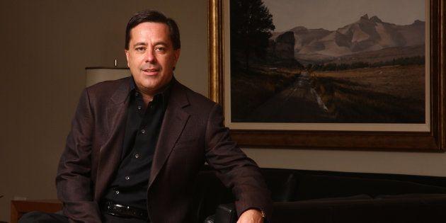 Markus Jooste, former CEO of