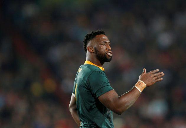 Siya Kolisi Nominated For Laureus Sports Award For Uniting SA