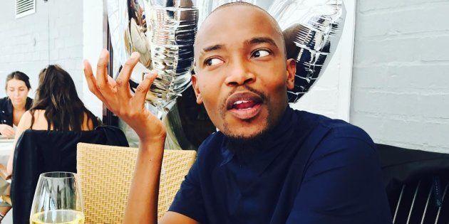 Moshe Ndiki has joined Mzansi Magic as both presenter and