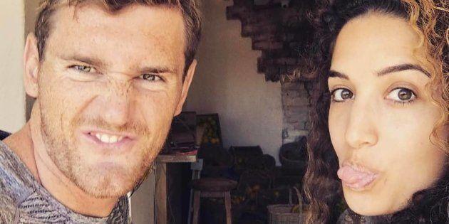SEE: Cameron Van Der Burgh And Nefeli Valakelis' Beautiful Greek
