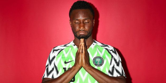Nigerian Captain Played World Cup Match While Kidnappers Held His Dad