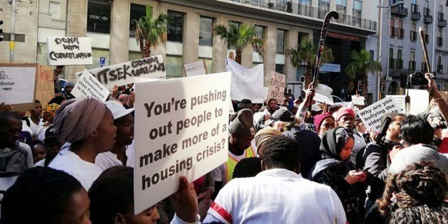 Social Housing Residents Demand Option To Buy