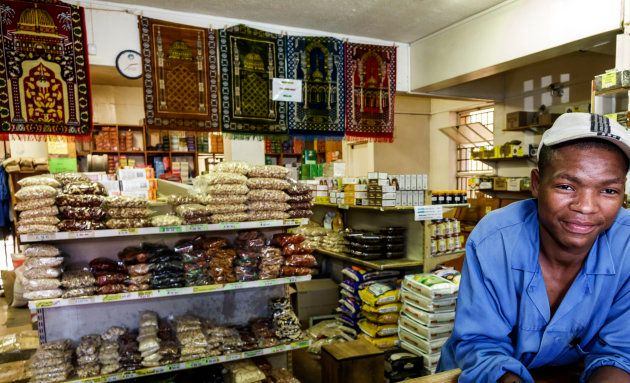 Atlas Trading Company in Wale Street has everything Muslim tourists in self-catering accommodation might