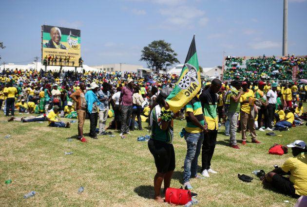 Ramaphosa Feels 'Warmly Welcomed' In