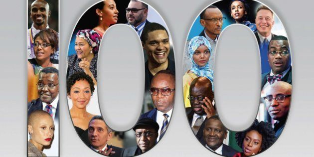 Meet South Africa's 14 Most Influential
