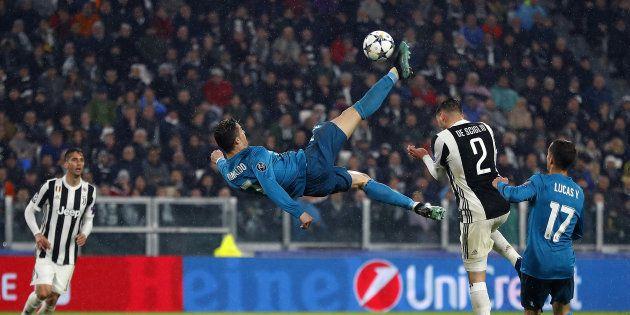 Cristiano Ronaldo Joins Italian Side
