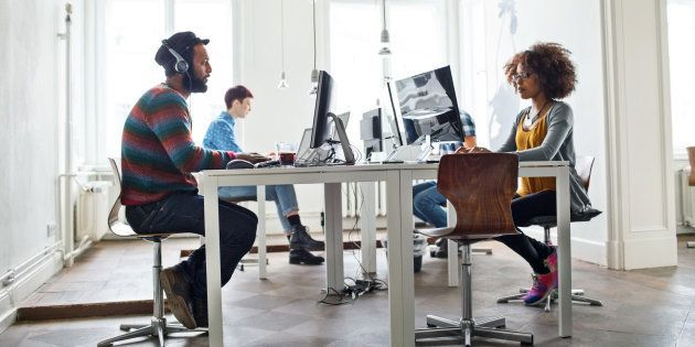 Experienced And New: Managing A Multigenerational Office