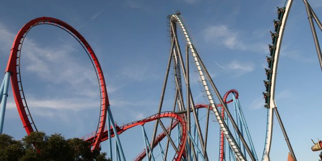 The Psychology Of Roller-Coasters | HuffPost UK