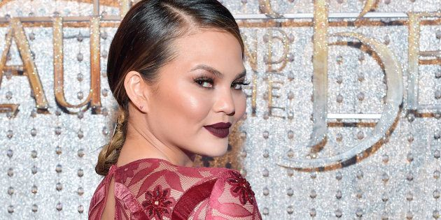 Chrissy Teigen Claps Back At Fox News For Tagging Her In