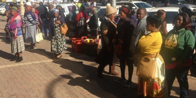 Social Grant Beneficiaries Struggle As Post Office Strike