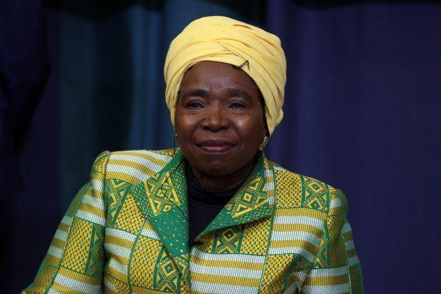 Dlamini-Zuma told a Gordon Institute of Business Science (GIBS) forum to embrace
