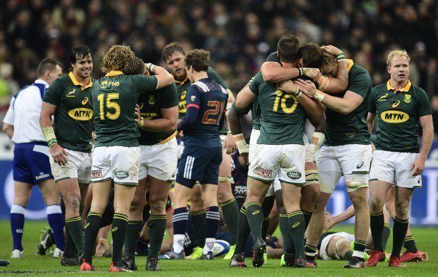 The Springboks' Year In