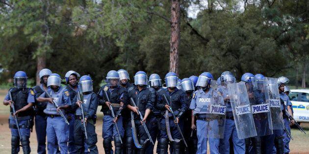 SAPS: Tshwane Marches Tomorrow Are