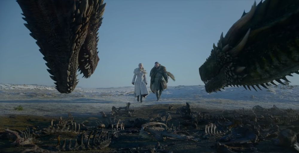 Game of Thrones season 8 trailer: EPIC battle and shock alliances