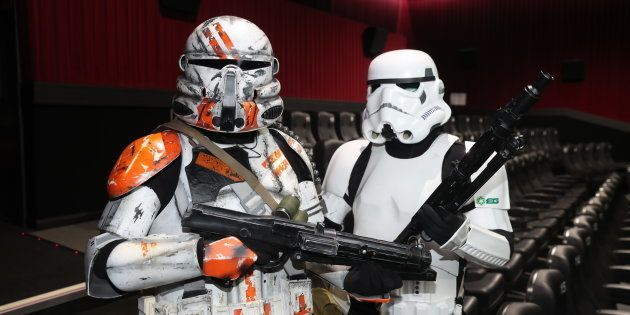 Star Wars' Rides High Contributing To A Second Best Ever Year For