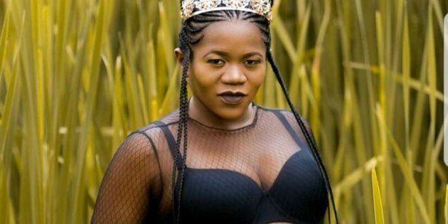 Busiswa is expecting a bundle of joy (very