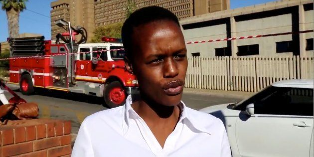 Turns Out Zanele Ngumbela Is Well Aware Of Her Reporting