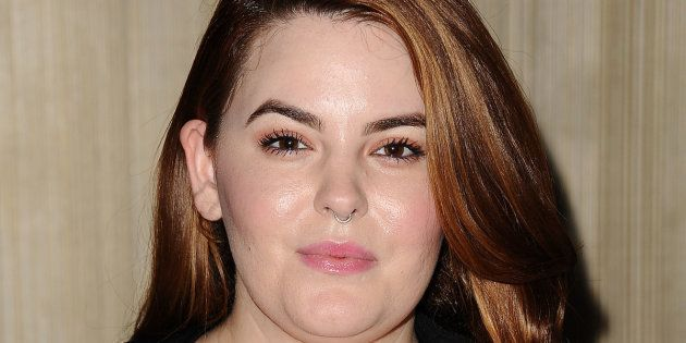 Plus-Size Model Tess Holliday Vows To Boycott Uber After Being