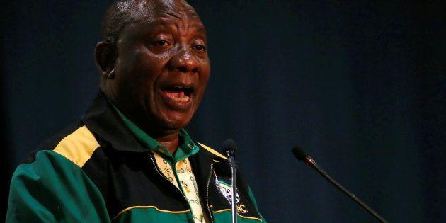 Disgruntled ANC Members To Boycott Ramaphosa's Maiden January 8