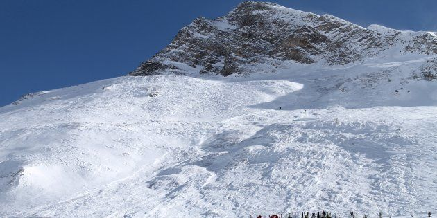 Multiple Avalanches in Kashmir: 11 Found