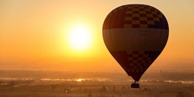Egyptian Embassy Sends Condolences To SA Man Killed in Hot Air Balloon