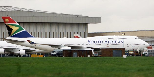 South African Airways Threatened With Strike Action Starting
