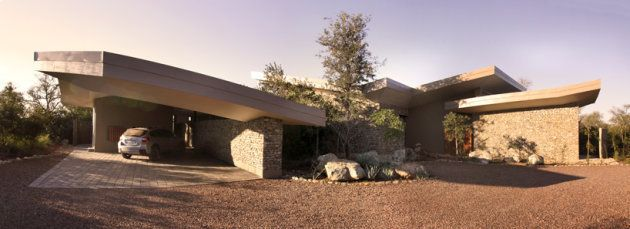 Finally: A Game Lodge Design That Considers The
