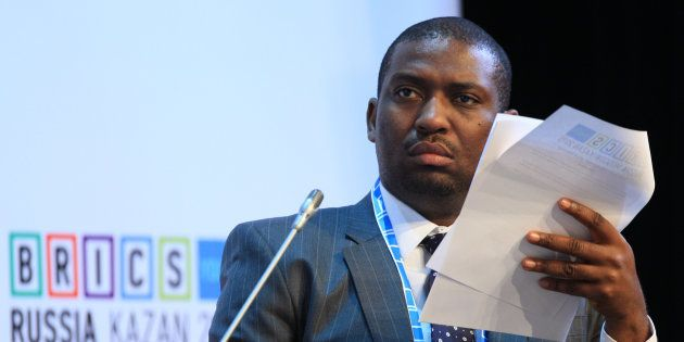 Deputy minister of higher education and training, Buti