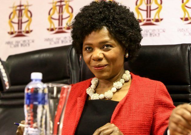 Vindicated . . . Thuli Madonsela, the former public protector. Her report into state capture should form...