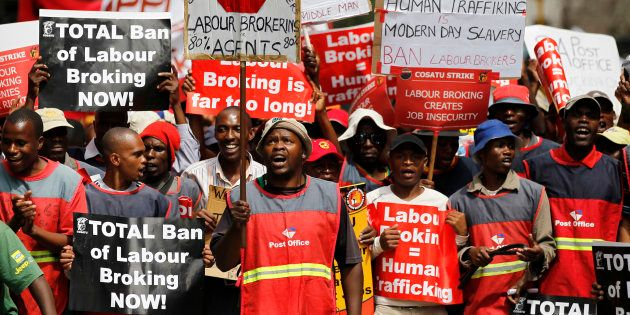 Cosatu: Monday Was An Embarrassment For All Of