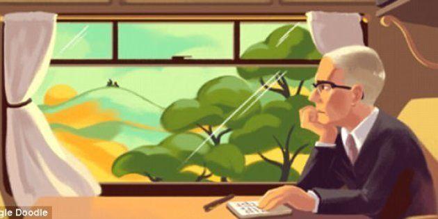 Google Doodle Honours SA Author And Activist, Alan