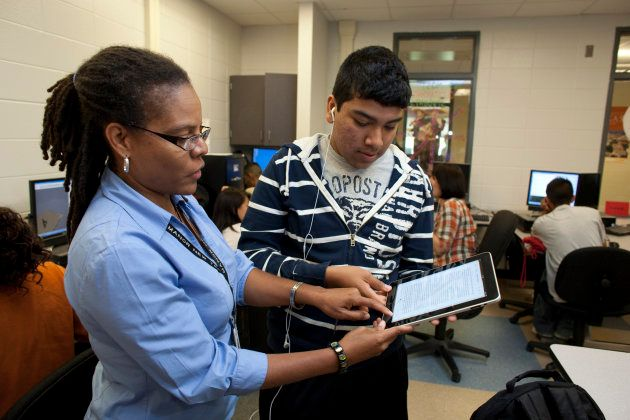 An innovative classroom setting that centers on project-based learning in TSTEM (Technology Science Engineering...