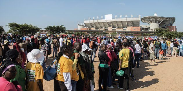 Limpopo TVET College Moves Registration To Football