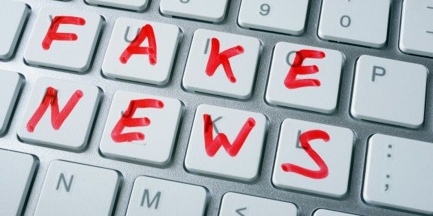 Fake News: Confessions Of A Professional Faker | HuffPost UK