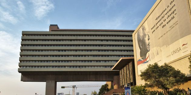 Chaos At Unisa Registration As Would-Be Students Jump