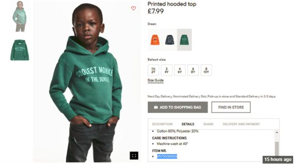 Dear H&M, We Need To